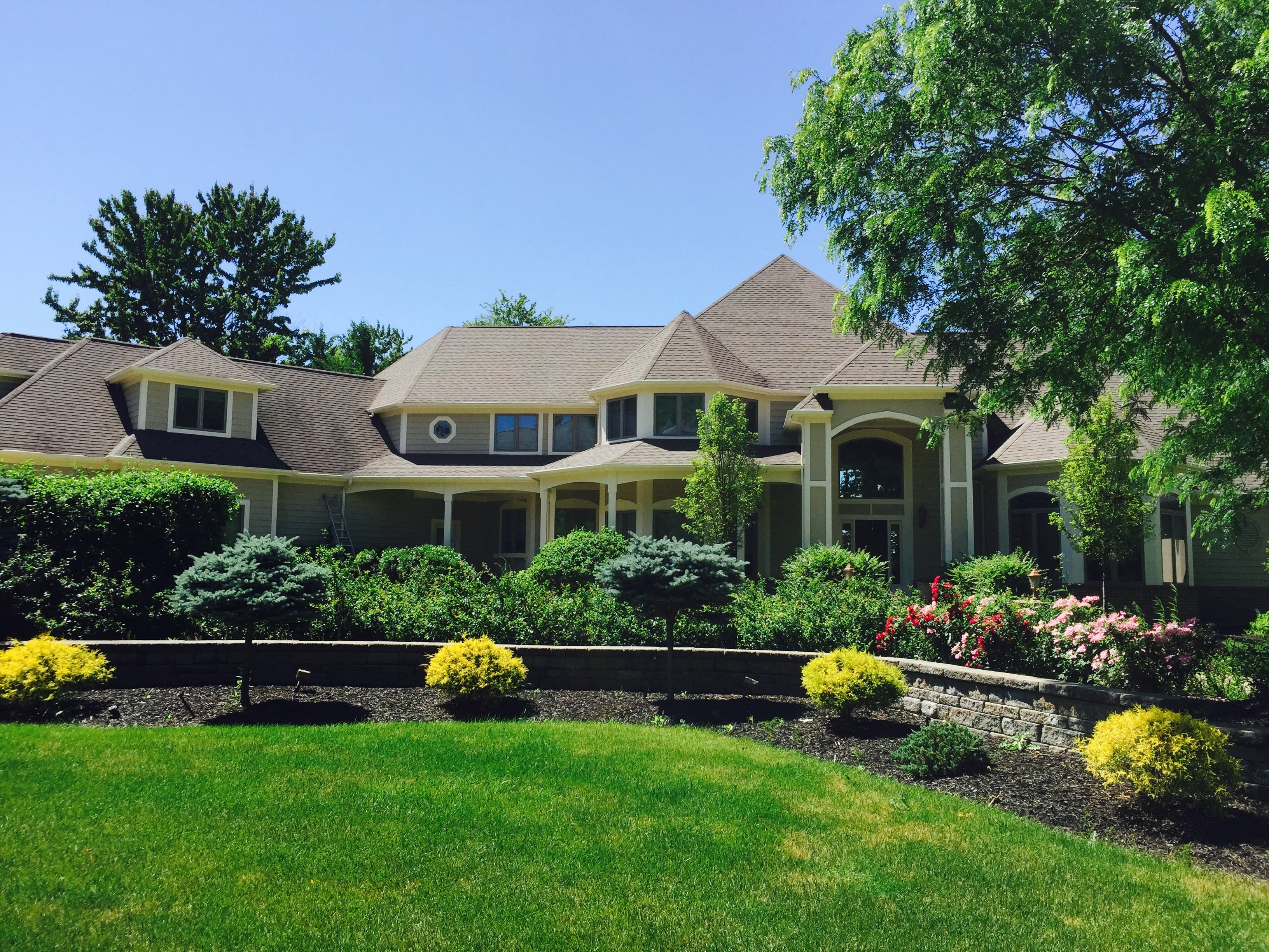 Chagrin Falls Interior Exterior Home Painting, Pressure washing, Window Cleaning Services at the Barrington Golf Course